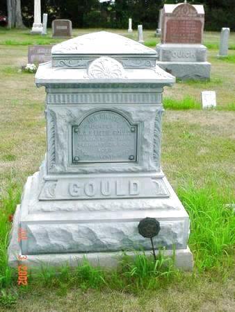 GOULD, IDA GRACE - Pottawattamie County, Iowa   IDA GRACE GOULD