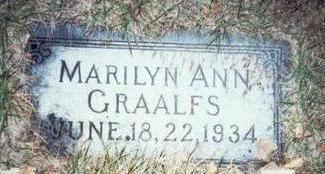 GRAALFS, MARILYN ANN - Pottawattamie County, Iowa | MARILYN ANN GRAALFS