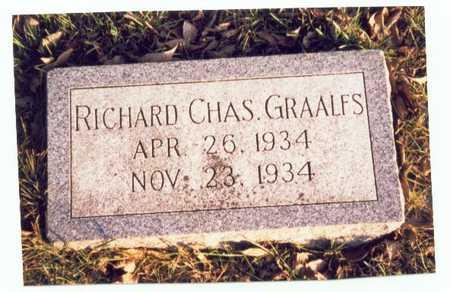 GRAALFS, RICHARD CHARLES - Pottawattamie County, Iowa   RICHARD CHARLES GRAALFS