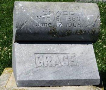 GRACE, ANDREW JACKSON - Pottawattamie County, Iowa | ANDREW JACKSON GRACE