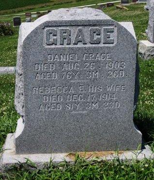 GRACE, REBECCA E. - Pottawattamie County, Iowa   REBECCA E. GRACE