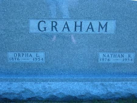 GRAHAM, ORPHA L. - Pottawattamie County, Iowa | ORPHA L. GRAHAM