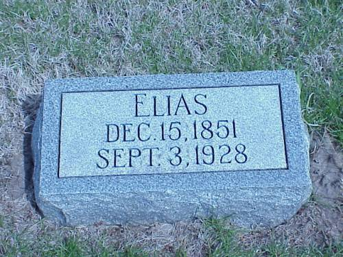 GRAY, ELIAS - Pottawattamie County, Iowa | ELIAS GRAY