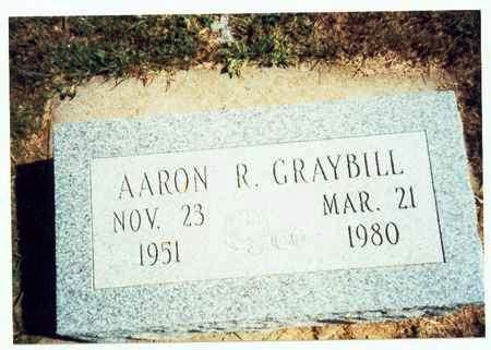 GRAYBILL, AARON R. - Pottawattamie County, Iowa | AARON R. GRAYBILL