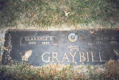 GRAYBILL, CLARENCE E. - Pottawattamie County, Iowa | CLARENCE E. GRAYBILL