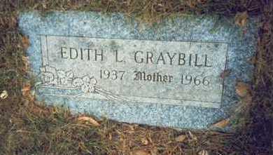 MAYALL GRAYBILL, EDITH L. - Pottawattamie County, Iowa | EDITH L. MAYALL GRAYBILL