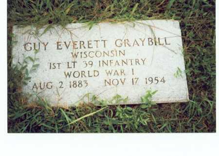 GRAYBILL, GUY EVERETT - Pottawattamie County, Iowa | GUY EVERETT GRAYBILL
