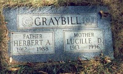 GRAYBILL, HERBERT ANDREW - Pottawattamie County, Iowa | HERBERT ANDREW GRAYBILL