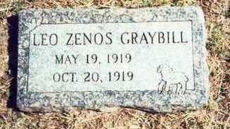 GRAYBILL, LEO ZENOS - Pottawattamie County, Iowa   LEO ZENOS GRAYBILL