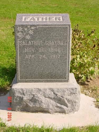 GRAYBILL, SALATHIEL - Pottawattamie County, Iowa | SALATHIEL GRAYBILL