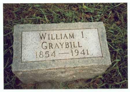 GRAYBILL, WILLIAM I. - Pottawattamie County, Iowa   WILLIAM I. GRAYBILL