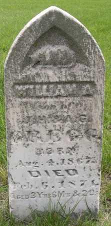 GREGG, WILLIAM A. - Pottawattamie County, Iowa | WILLIAM A. GREGG