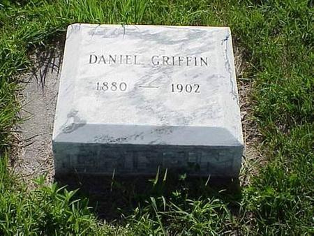 GRIFFIN, DANIEL - Pottawattamie County, Iowa | DANIEL GRIFFIN