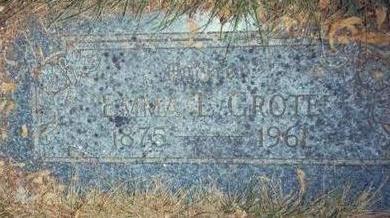 KLINE GROTE, EMMA LORRAINE - Pottawattamie County, Iowa | EMMA LORRAINE KLINE GROTE