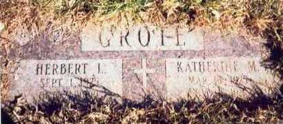 CLARK GROTE, KATHERINE M. - Pottawattamie County, Iowa | KATHERINE M. CLARK GROTE