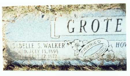 GROTE, ISABELLE S. - Pottawattamie County, Iowa | ISABELLE S. GROTE