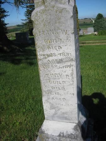 GUILD, TUDY R. - Pottawattamie County, Iowa   TUDY R. GUILD