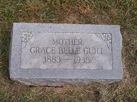 GUILL, GRACE BELLE - Pottawattamie County, Iowa   GRACE BELLE GUILL