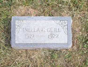 GUILL, INELLA G. - Pottawattamie County, Iowa | INELLA G. GUILL