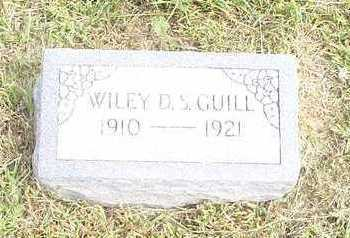 GUILL, WILEY D. S. - Pottawattamie County, Iowa | WILEY D. S. GUILL