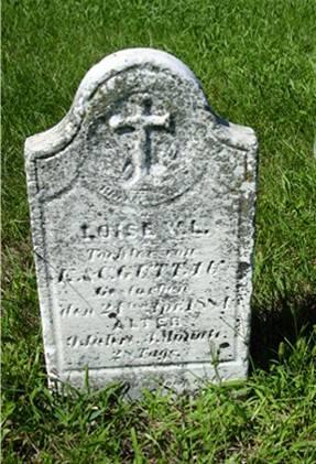 GUTTAU, LOUISE W.L. - Pottawattamie County, Iowa | LOUISE W.L. GUTTAU