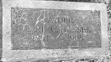 HANSEN, CARL C - Pottawattamie County, Iowa | CARL C HANSEN