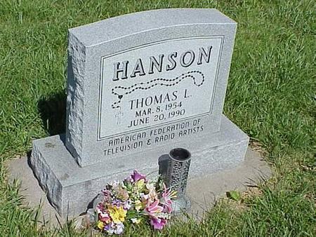 HANSON, THOMAS L. - Pottawattamie County, Iowa | THOMAS L. HANSON