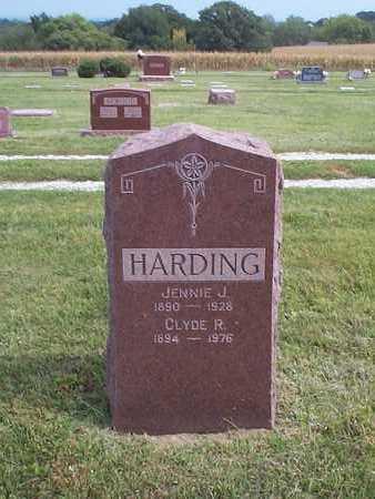HARDING, CLYDE R. - Pottawattamie County, Iowa | CLYDE R. HARDING
