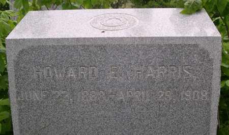 HARRIS, HOWARD E. - Pottawattamie County, Iowa | HOWARD E. HARRIS