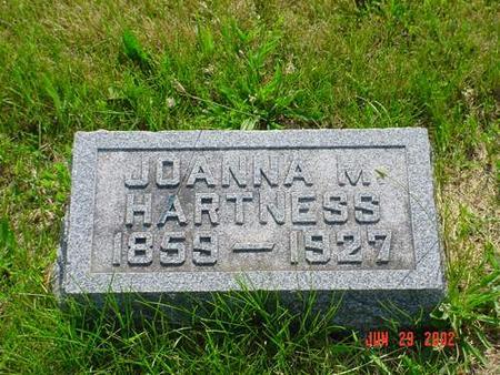 HARTNESS, JOANNA M. - Pottawattamie County, Iowa | JOANNA M. HARTNESS
