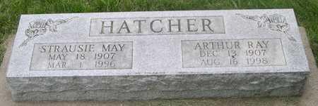 HATCHER, ARTHUR RAY - Pottawattamie County, Iowa | ARTHUR RAY HATCHER