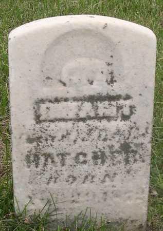 HATCHER, INFANT - Pottawattamie County, Iowa | INFANT HATCHER
