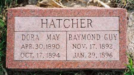HATCHER, DORA MAY - Pottawattamie County, Iowa | DORA MAY HATCHER