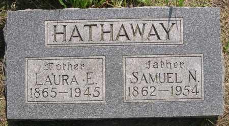HATHAWAY, SAMUEL N. - Pottawattamie County, Iowa | SAMUEL N. HATHAWAY