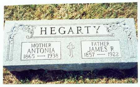 HEGARTY, JAMES R. - Pottawattamie County, Iowa | JAMES R. HEGARTY