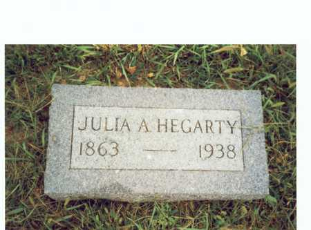 GRAYBILL HEGARTY, JULIA ANNE - Pottawattamie County, Iowa | JULIA ANNE GRAYBILL HEGARTY