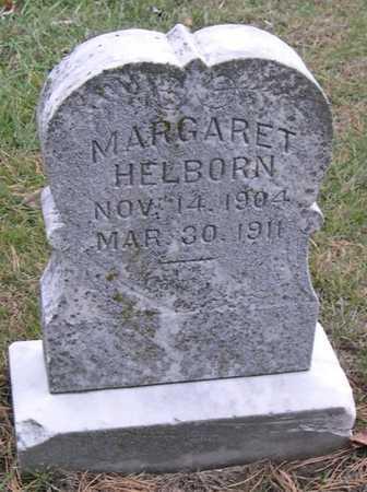 HELBORN, MARGARET - Pottawattamie County, Iowa | MARGARET HELBORN