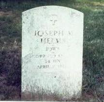HELMS, JOSEPH M. - Pottawattamie County, Iowa | JOSEPH M. HELMS