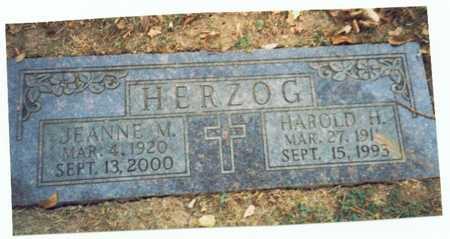 HERZOG, JEANNE M. - Pottawattamie County, Iowa | JEANNE M. HERZOG