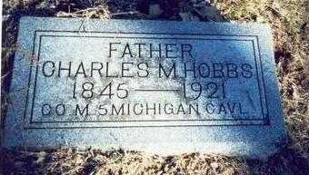 HOBBS, CHARLES M. - Pottawattamie County, Iowa | CHARLES M. HOBBS