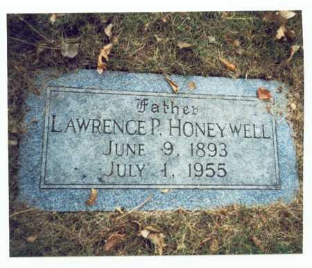 HONEYWELL, LAWRENCE P. - Pottawattamie County, Iowa | LAWRENCE P. HONEYWELL