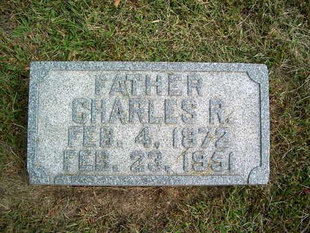 HOUGH, CHARLES R. - Pottawattamie County, Iowa | CHARLES R. HOUGH