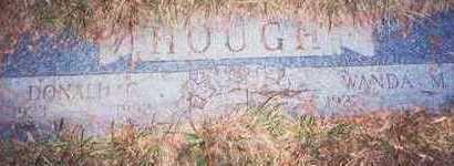 HOUGH, DONALD C. - Pottawattamie County, Iowa   DONALD C. HOUGH