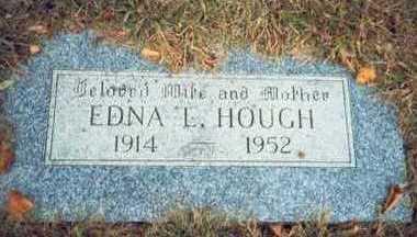 HOUGH, EDNA E. - Pottawattamie County, Iowa | EDNA E. HOUGH