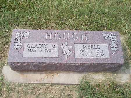 HOUGH, MERLE - Pottawattamie County, Iowa | MERLE HOUGH