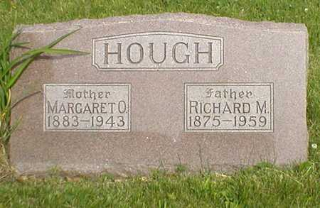 HOUGH, RICHARD M. - Pottawattamie County, Iowa | RICHARD M. HOUGH