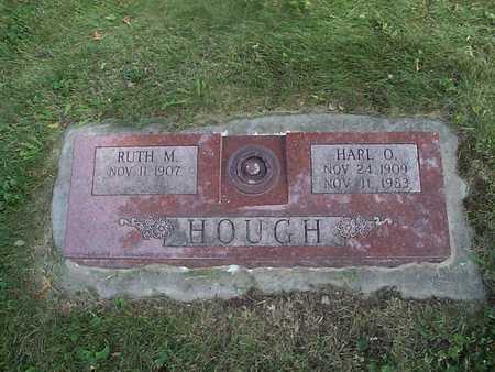 HOUGH, HARL O. - Pottawattamie County, Iowa | HARL O. HOUGH