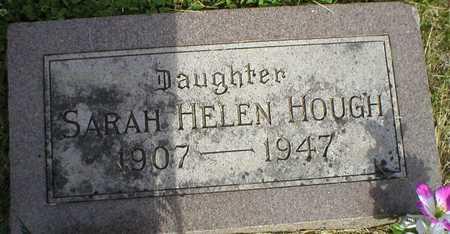 HOUGH, SARAH HELEN - Pottawattamie County, Iowa | SARAH HELEN HOUGH