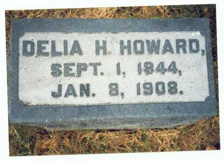 HOWARD, DELIA H. - Pottawattamie County, Iowa | DELIA H. HOWARD