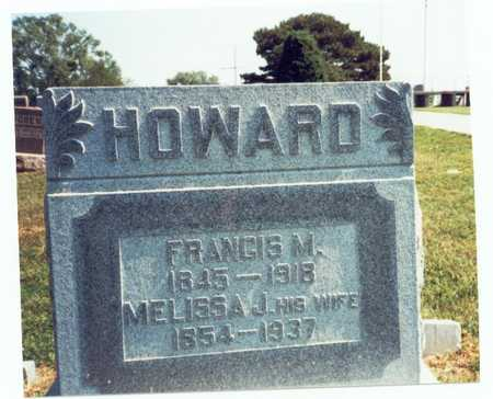 HOWARD, MELISSA J. - Pottawattamie County, Iowa | MELISSA J. HOWARD